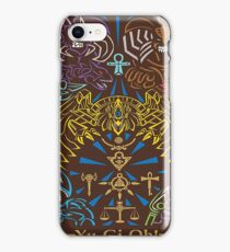 Yu-Gi-Oh #01 iPhone Case/Skin
