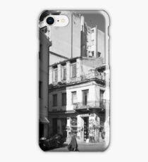 Walk in Athens iPhone Case/Skin