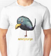 Creepy crow - Nevermore T-Shirt