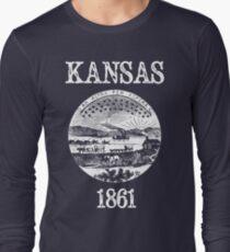 Kansas State Seal T-Shirt