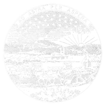 Kansas State Seal by WeMakeHistory