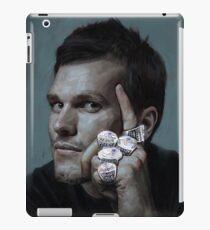 Tom Brady 5 Rings iPad Case/Skin