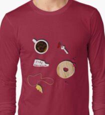 Twin Peaks in Objects T-Shirt