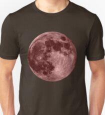 Pink Moon Unisex T-Shirt