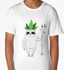 King of Sloth Long T-Shirt