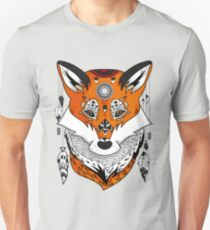 Fox Head Unisex T-Shirt