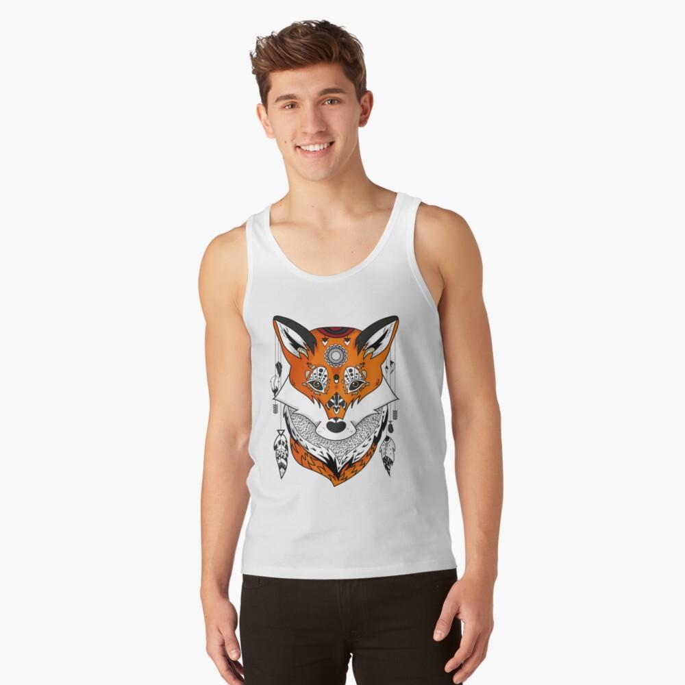 Fox Head Tank Top