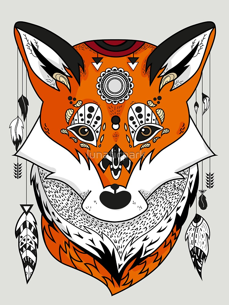 Fox Head | Unisex T-Shirt