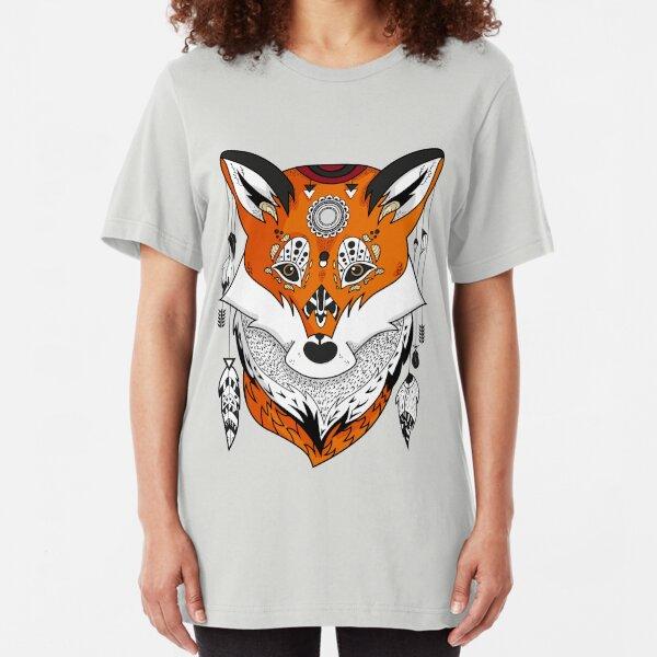 Fox Head Slim Fit T-Shirt