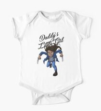 Daddy's Little Girl (Variant 2) One Piece - Short Sleeve