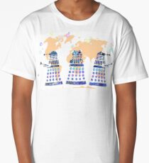 World domination! Long T-Shirt