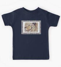 Lodge décor - African lion Kids Clothes