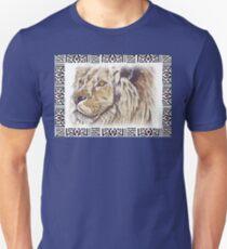 Lodge décor - African lion Unisex T-Shirt