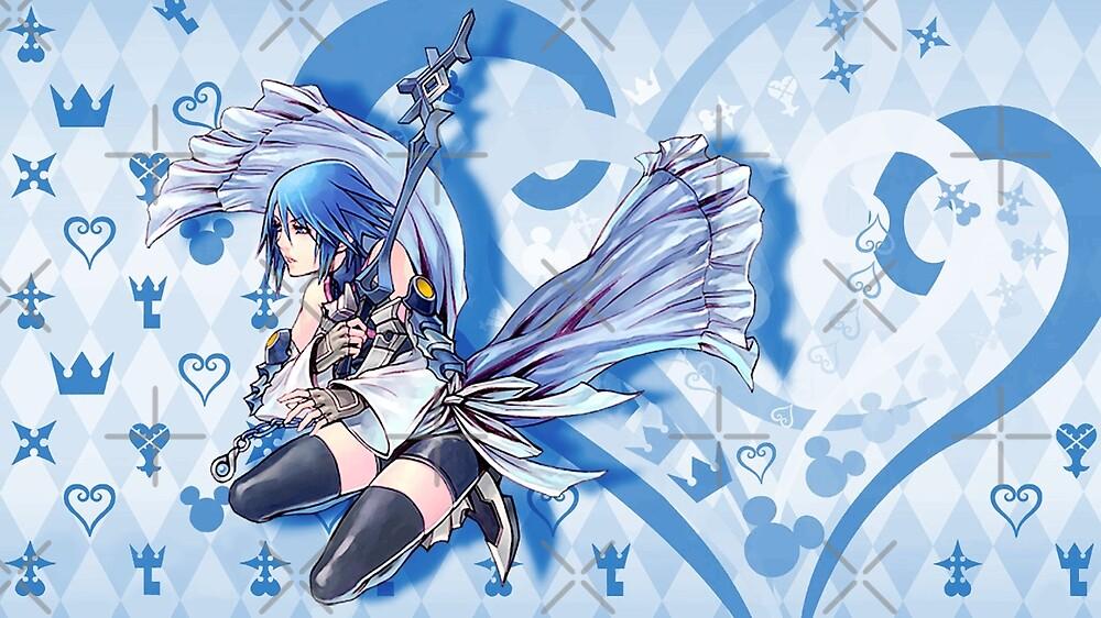 Aqua Theme Kingdom Hearts 2.8 by Tvrs01001