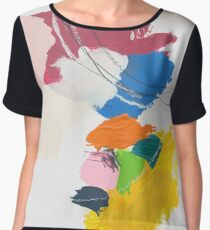 Jelly Beans - Colorsplash 2 Chiffon Top