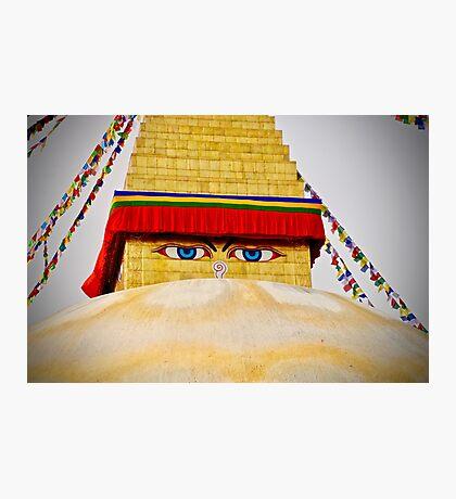 Boudhanath Stupa Photographic Print