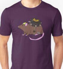 Explosive Rat Unisex T-Shirt