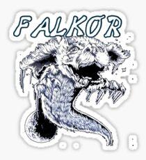 falkor Sticker