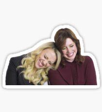 Kate McKinnon and Vanessa Bayer Sticker