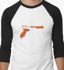 Classic Nintendo Zapper Men's Baseball ¾ T-Shirt