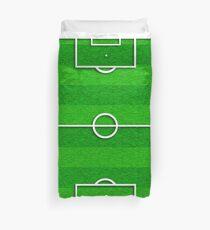 Futbol Field iPhone / Samsung Galaxy Case Duvet Cover