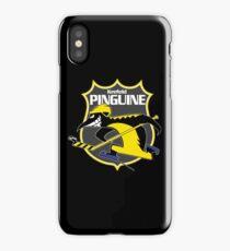 krefeld pinguine iPhone Case/Skin