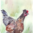 The new Mommy... 'Henny Penny' by Maree Clarkson