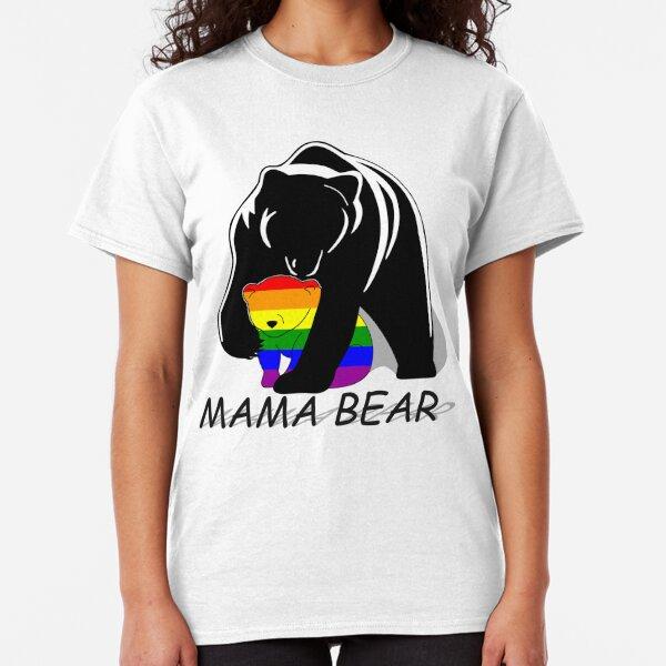 Gay Pride Mama Bear Classic T-Shirt