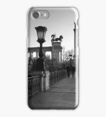 Walk in Budapest iPhone Case/Skin