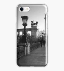 Walk in Budapest iPhone Case/Skin