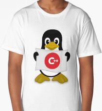 Delphi Linux  C++ Long T-Shirt