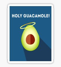 Holy Guacamole Sticker