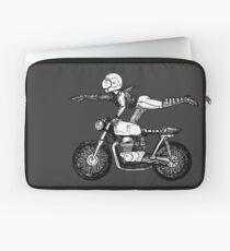 Women Who Ride - Superwoman Laptop Sleeve
