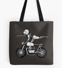 Women Who Ride - Superwoman Tote Bag