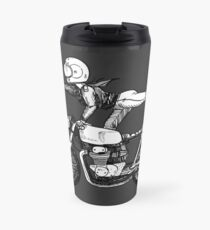 Women Who Ride - Superwoman Travel Mug