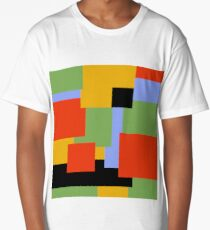 Blocks Long T-Shirt