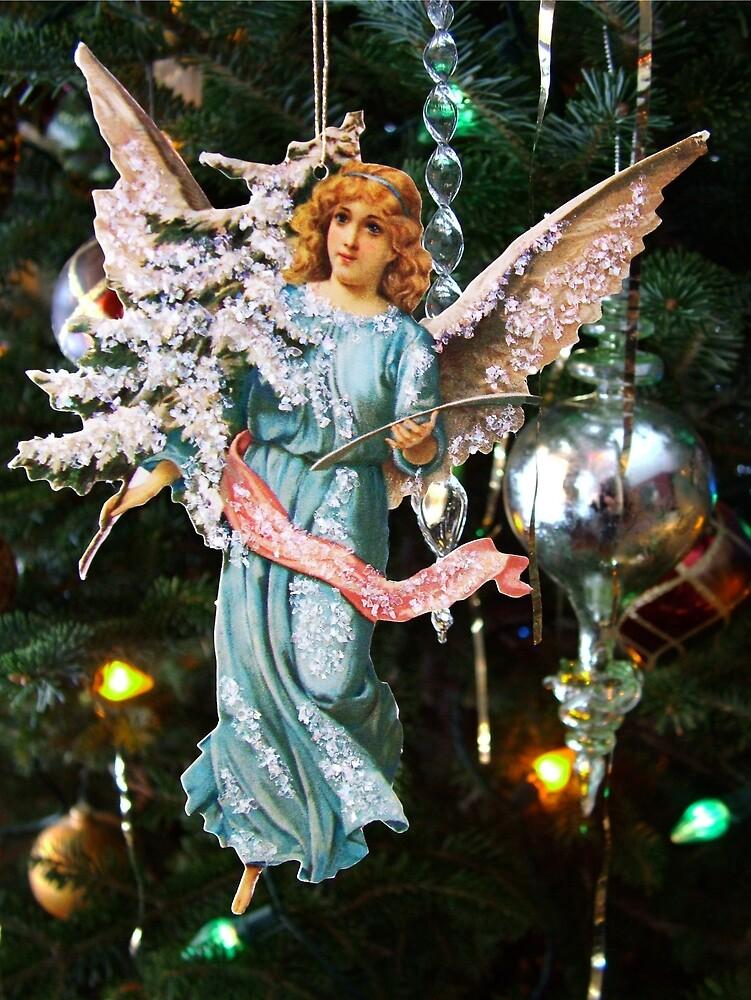 Paper Angel by kkmarais