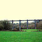 DISUSED RAILWAY BRIDGE by TIMKIELY