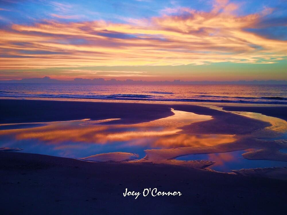 Blue Sunrise by Joey O'Connor