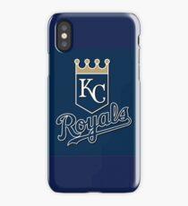 Kc Royals iPhone Case/Skin