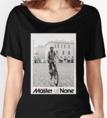 master of none Women's Relaxed Fit T-Shirt