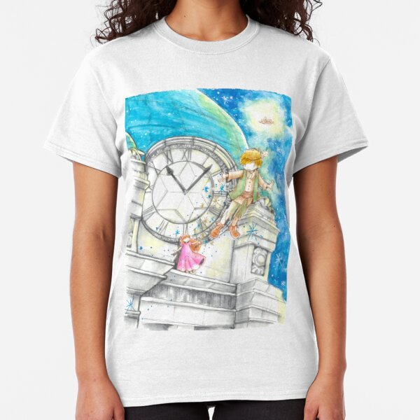 Peter Pan and Wendy Classic T-Shirt