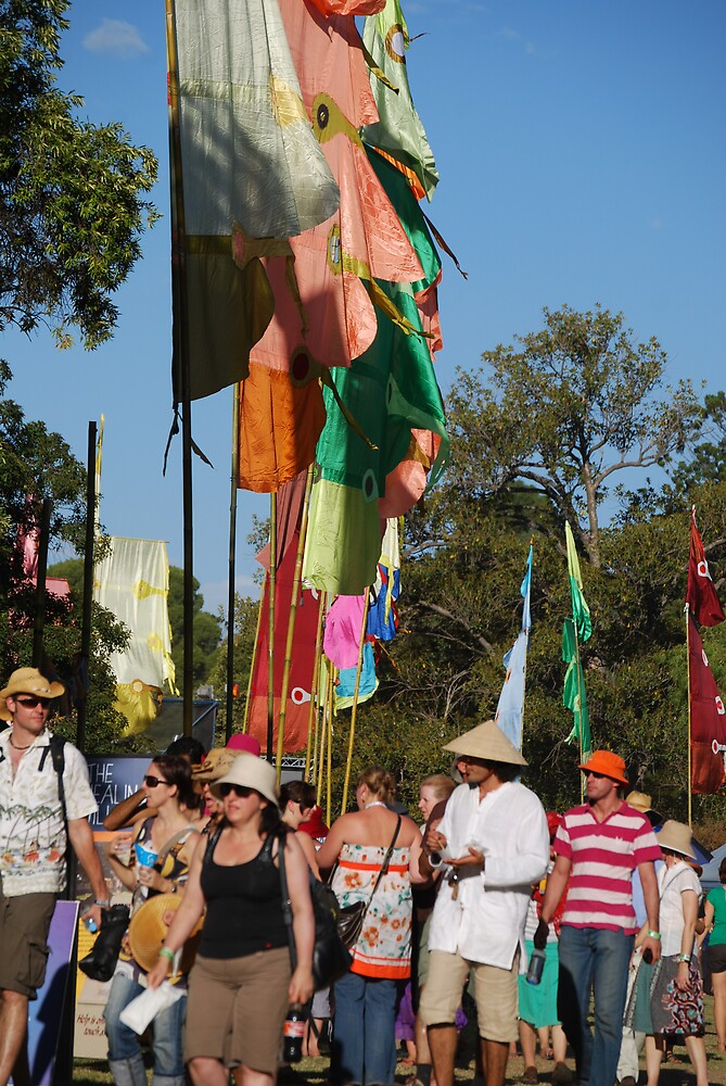 the colours of womad by Princessbren2006