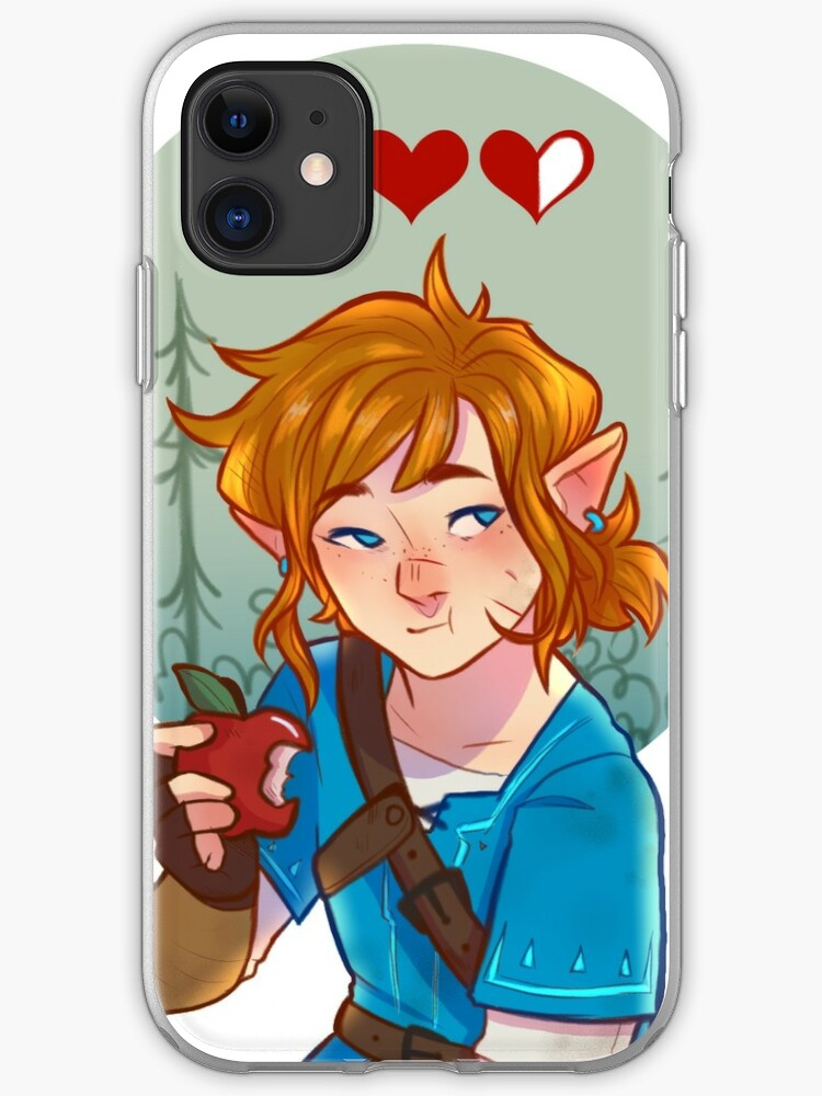 Zelda Link Arrow iphone case