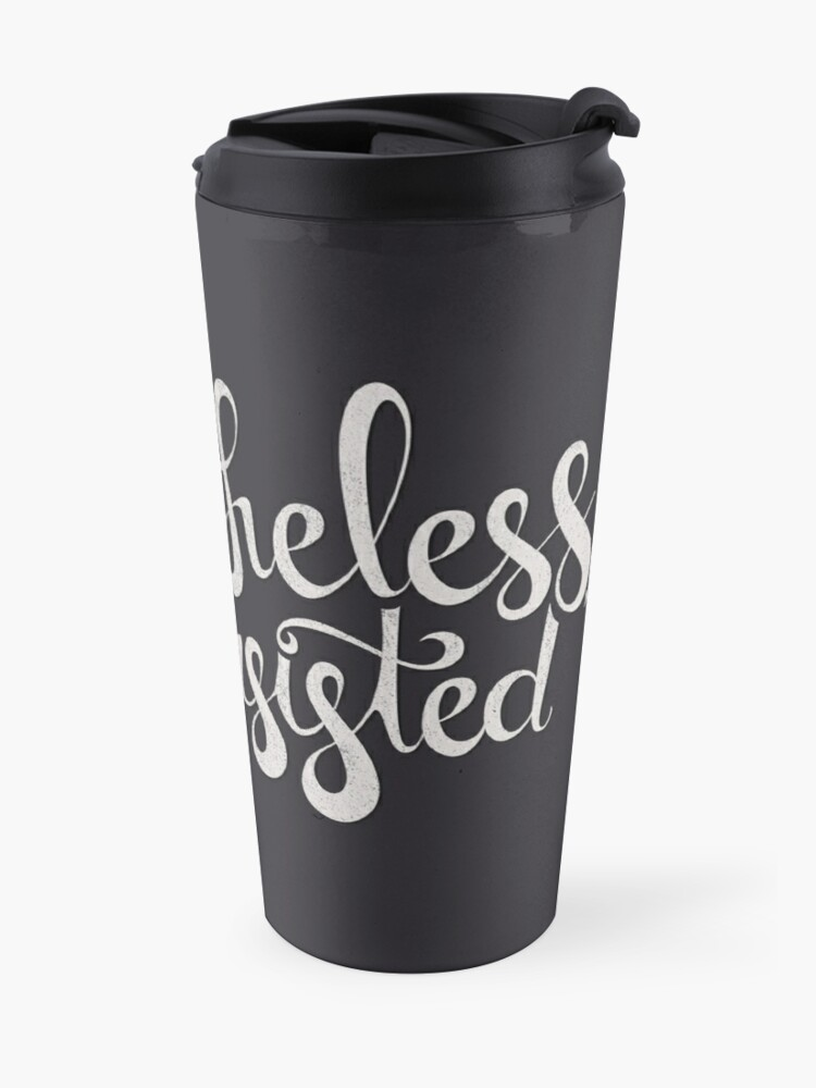 Alternate view of Nevertheless, She Persisted Travel Mug
