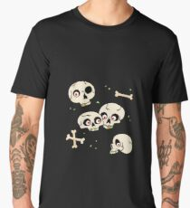 Skullery pattern Men's Premium T-Shirt