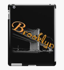 Brooklyn Is Where My Story Begins Proud Brooklyn Apparel iPad Case/Skin