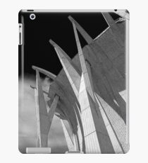 Concrete and cloud.. iPad Case/Skin