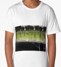 Asparagus. Long T-Shirt