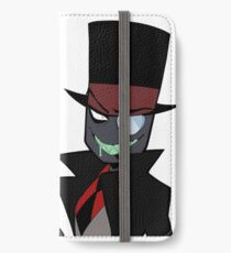 Villainous/Villanos Black Hat phone case iPhone Wallet